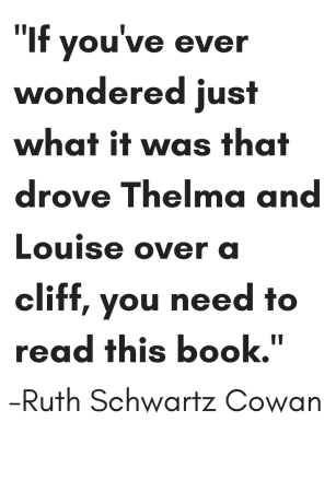 If you've ever wondered just what it was that drove Thelma and Louise over a cliff, you need to read this book..png